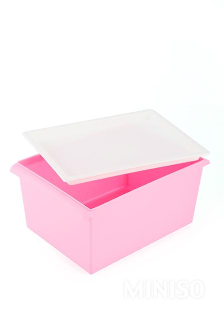 קופסת אחסון קטנה(ורוד)