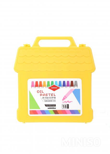 צבעי שמן 18 צבעים