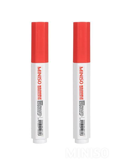 עט צבע מים רחיץ(אדום)