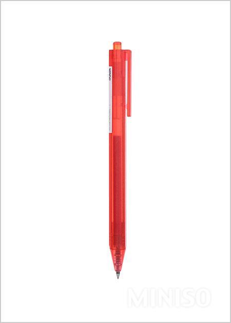 עט סימון קנה אדום משושה(אדום)