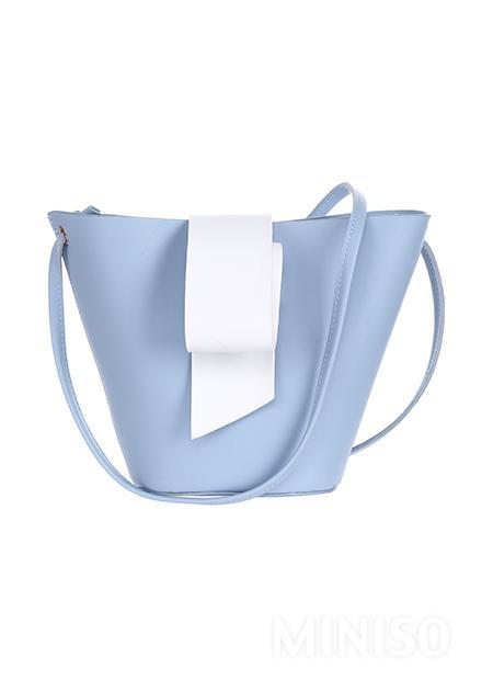 תיק שק (כחול ולבן)