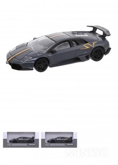 דגם מכונית [למבורגיני מורצ'יילאגו]: 39501 (אפור)