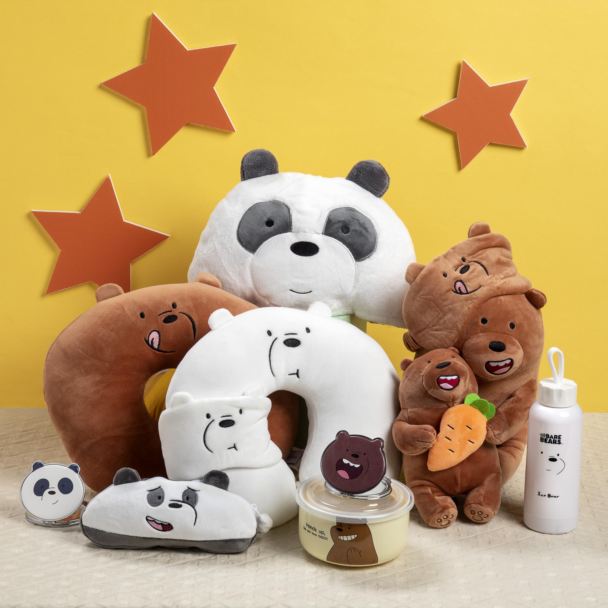 מוצרי We Bare Bear